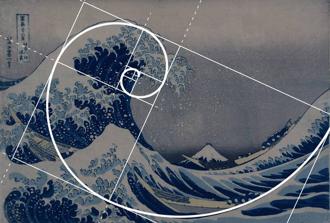 hokusai_golden-ratio